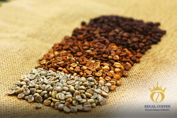 image of regal coffee quality